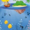 Дизайн Игра Сокровища моря