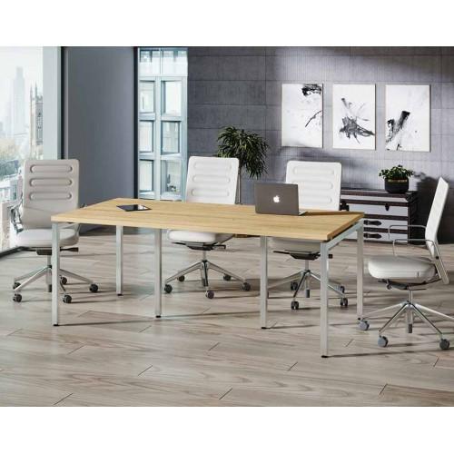 Стол для переговоров Q-200, Loft Design, фото 1