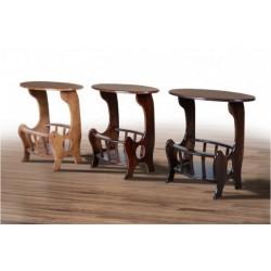 Газетница деревянная напольная - Микс Мебель