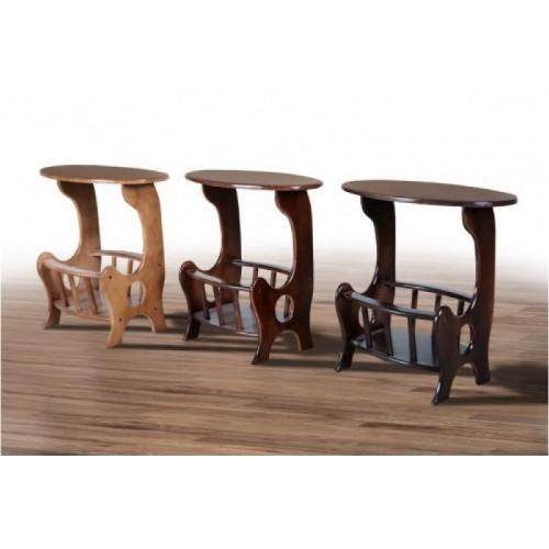 Газетница деревянная напольная - Микс Мебель, фото 1