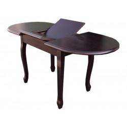 Стол обеденный Фараон, 1100(+400)х700, Микс-Мебель