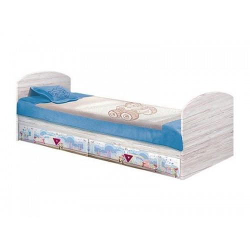 Кровать Мишель new, Модерн, фото 1