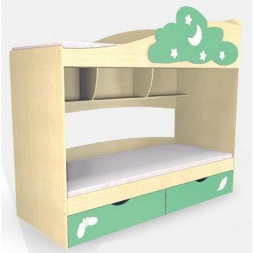Кровать КР2 Дисней, Модерн, фото 1