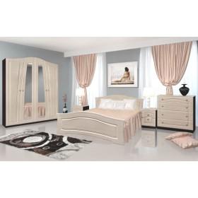 Спальня «Николь» вудлайн белый, Модерн