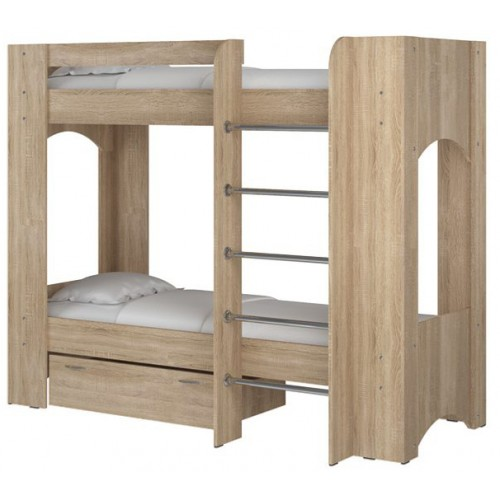 Кровать двухярусная  Дуэт 2, Пехотин, фото 1
