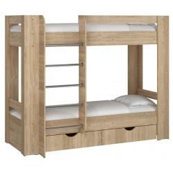 Кровать двухъярусная Дуэт 3, Пехотин