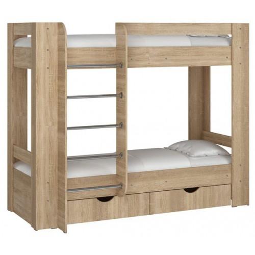 Кровать двухъярусная Дуэт 3, Пехотин, фото 1