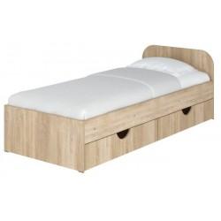"""Детская кровать """"Соня-1"""" с ящиками, Пехотин"""
