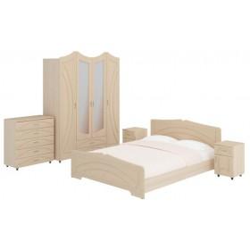 Комплект спальня Гера, Пехотин