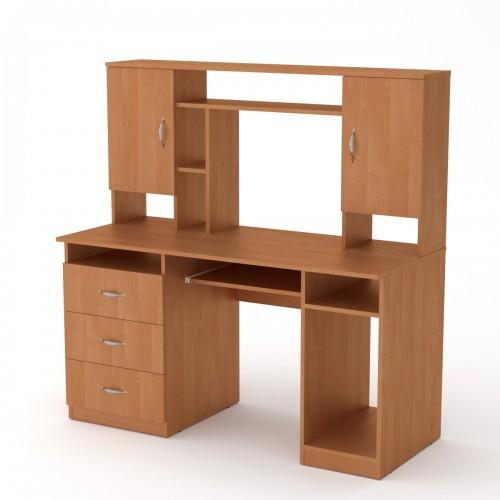 Стол компьютерный Менеджер, кромка ABC, Компанит, фото 1