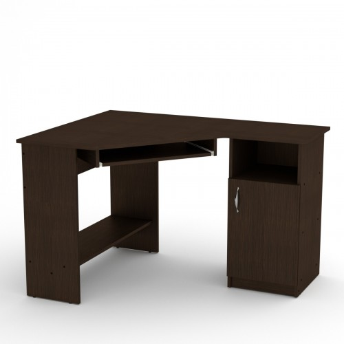 Стол компьютерный СУ-13 угловой, Компанит, фото 1