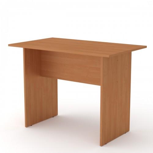 Стол письменный МО-1, офисный стол, кромка столешницы 2 мм ABC, Компанит, фото 1