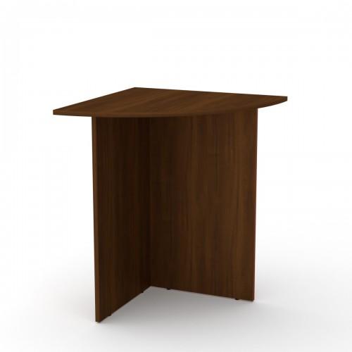 Стол письменный МО-2, угловой модуль, кромка столешницы 2 мм ABC, Компанит, фото 1