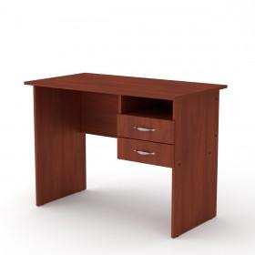 Стол письменный Школьник, кромка столешницы 2 мм ABC, Компанит