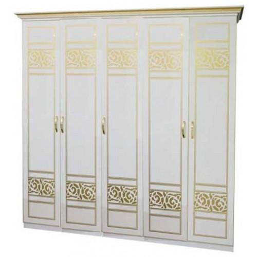Шкаф 5Д Полина Нова, Світ Меблів, фото 1