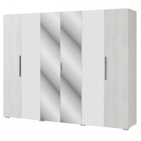 Шкаф 6Д Ромбо, Світ меблів