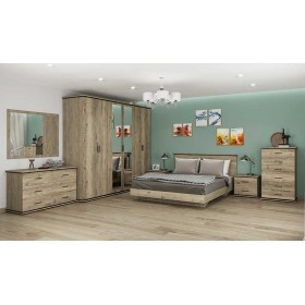 Спальня Палермо, Світ Меблів