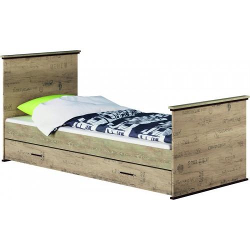 Кровать 1-сп Палермо, Світ Меблів, фото 1