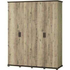Шкаф 4Д Палермо, Світ Меблів