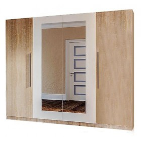 Шкаф 4Д Лилея Новая, Світ Меблів