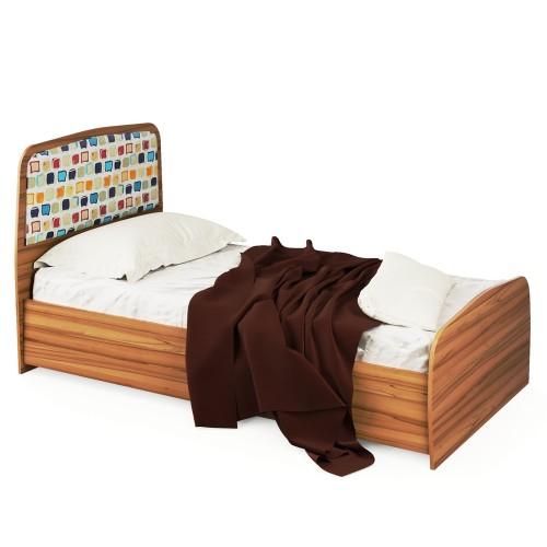 Кровать 1-сп Колибри, Світ Меблів, фото 1
