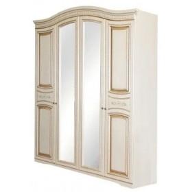 Шкаф 4Д Луиза Патина, Світ меблів