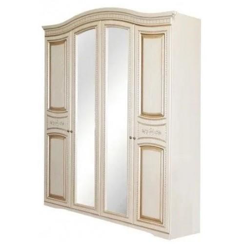 Шкаф 4Д Луиза Патина, Світ меблів, фото 1