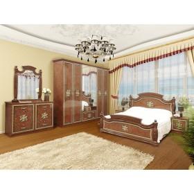 Спальня 4Д Жасмин, Світ Меблів