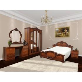 Спальня 4Д Империя, Світ меблів