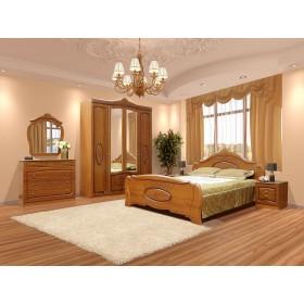 Спальня 4Д Катрин патина, Світ Меблів