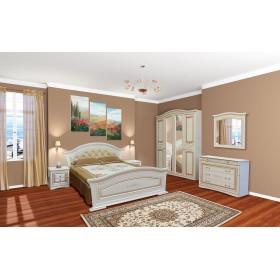 Спальня 4Д Николь патина, Світ Меблів