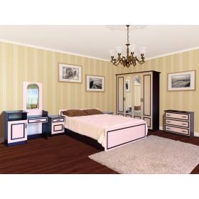 Спальня 4Д Ким светлый венге, Світ Меблів