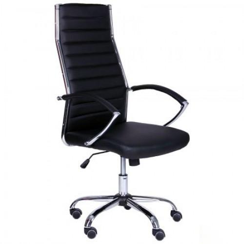 Кресло Джет HB (XH-637) черный, AMF, фото 1