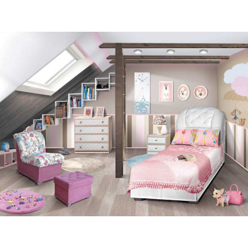 Кровать Мадонна 900 Модерн, фото 1