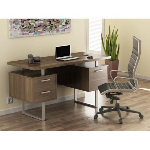 Письменный стол L-81 Loft Design, фото 1