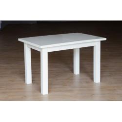 Стол Петрос (слоновая кость, белый) раскладной обеденный 1200(+400)*800, Микс-Мебель
