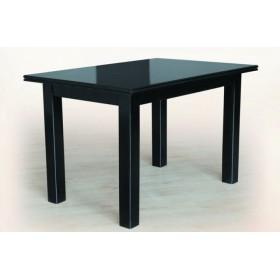 Стол Петрос (орех) раскладной обеденный, 1200(+400)*800, Микс-Мебель