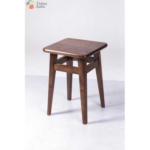 Табурет деревянный Смарт на прямых ножках, Микс-Мебель, фото 1