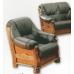 Кожаное кресло 3080, 98*94*98, Голландский дом, фото 2