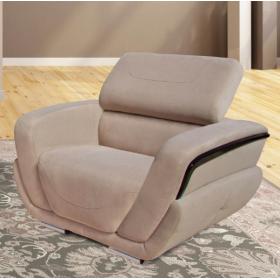 Кожаное кресло Orland, 117*105*104, Голландский дом