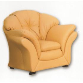 Кожаное кресло Como, 168*100*100, Голландский дом