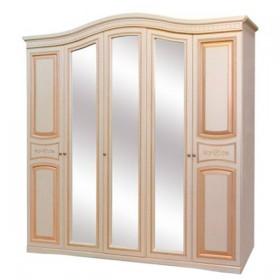 Шкаф 5Д Луиза Патина, Світ меблів