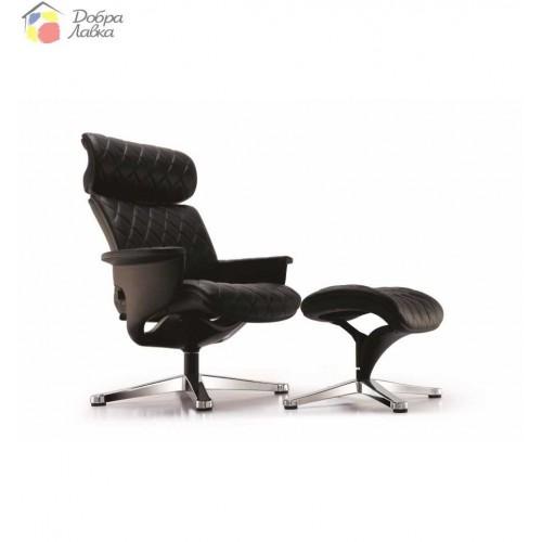 Кресло-реклайнер Nuvem Lux C.S. Group, фото 1