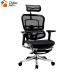 Кресло компьютерное Ergohuman PLUS C.S. Group. (с подставкой для ног), фото 4