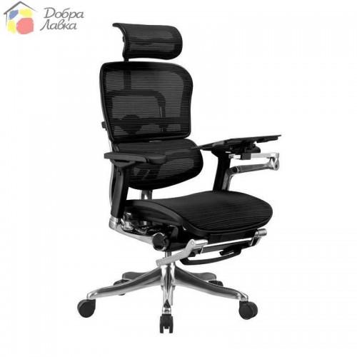 Кресло компьютерное Ergohuman PLUS C.S. Group. (с подставкой для ног), фото 1