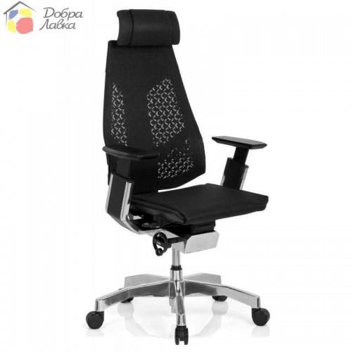 Кресло для руководителя Genidia Mesh C.S. Group, фото 1