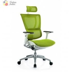 Кресло компьютерное Mirus IOO (IOO-WA-MDHAM) C.S. Group