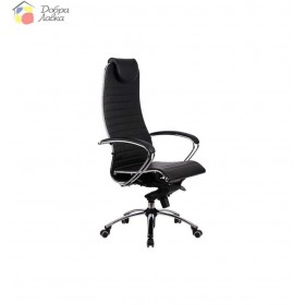 Кресло для руководителя Samurai K1 BLACK METTA