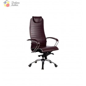 Кресло для руководителя Samurai K1 BORDO METTA