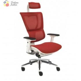 Кресло компьютерное Mirus IOO-WHITE C.S. Group